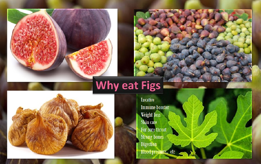 Why to eat figs