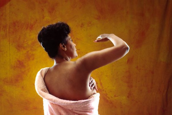 Breast pain in women