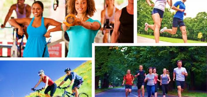 Physical activity for adults