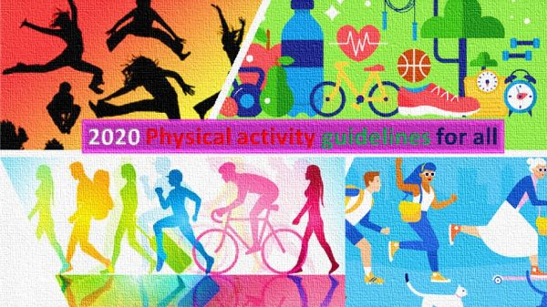 Physical activity guidelines for year 2020