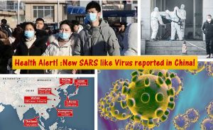 SARS like virus outbreak in China