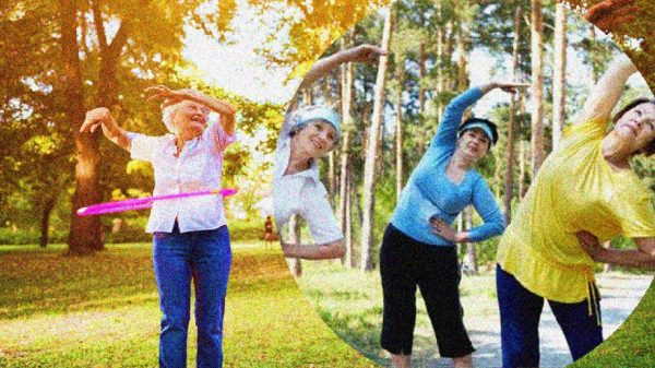 Older adults physical activity