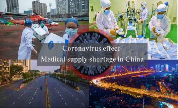 Coronavirus effect in China