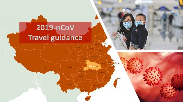 nCoV outbreak Travel guidance