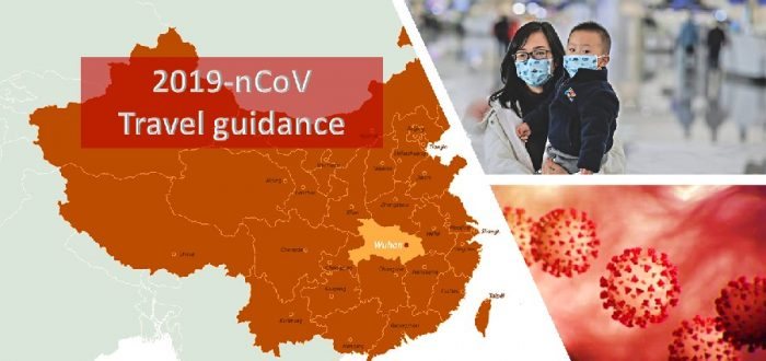 nCoV outbreak Travel guidance