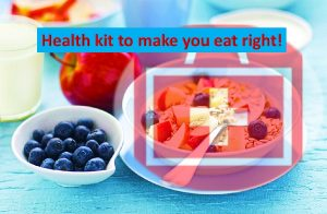 Eat right health kit