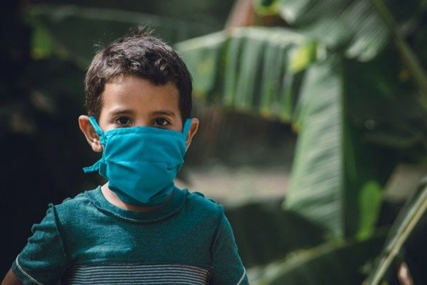 Talk to kids about coronavirus