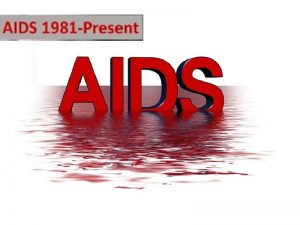 AIDS in the world
