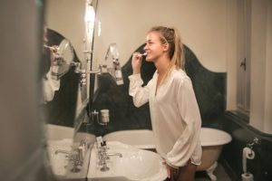 Brushing and bathing why we need to