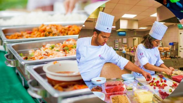 Precautions for chefs & food handlers during covid-19