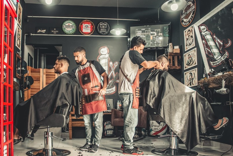 Bath after hair cut & why we should trim nails