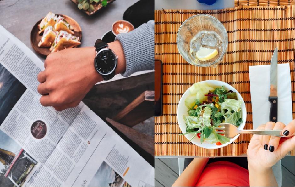 Timely food intake- Ayurveda routine