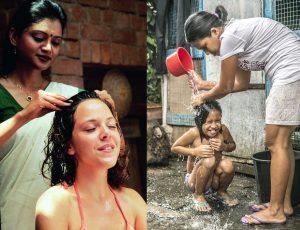 Abhyangana - Ayurvedic bath