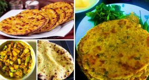 Spicy roti recipe