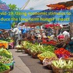 Covid-19 Economic stimulus & world hunger