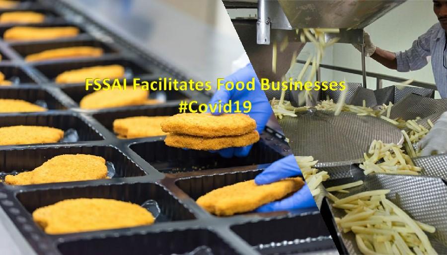 FSSAI Facilitates food businesses