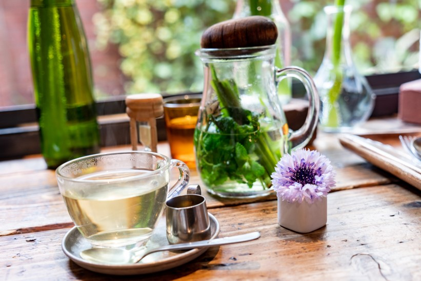 Green tea benefits & side effects