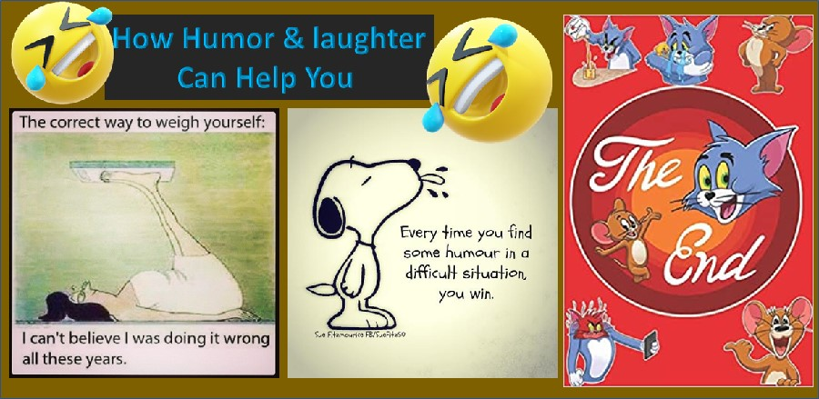 Humor and laugh for better health