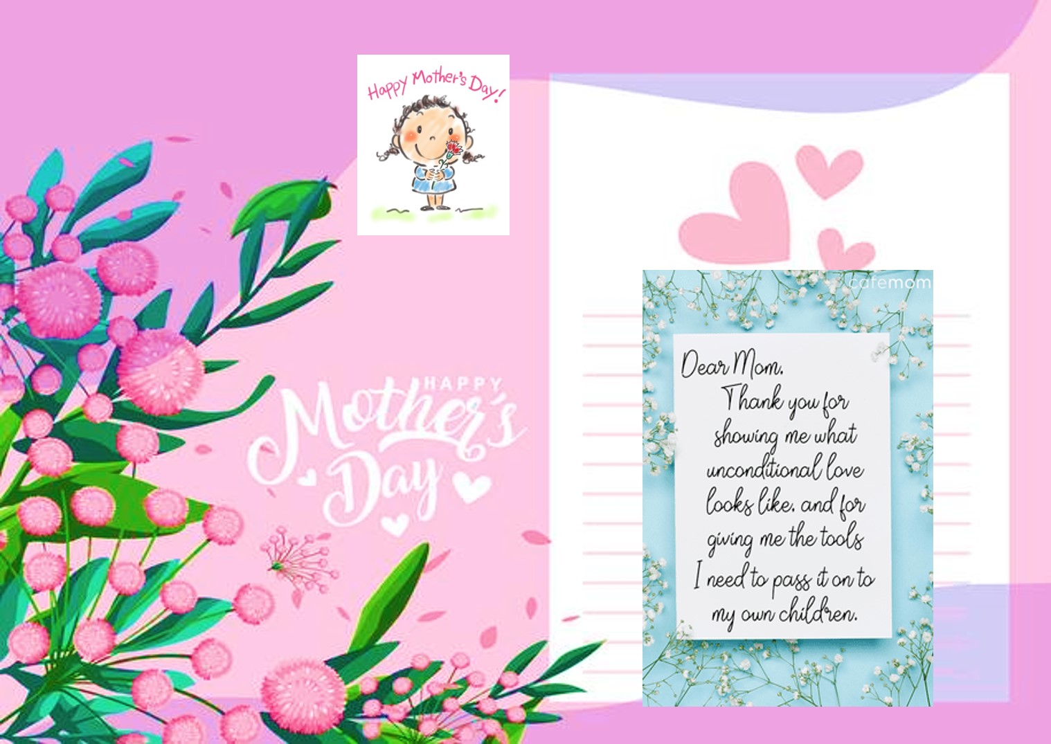 Note for mother