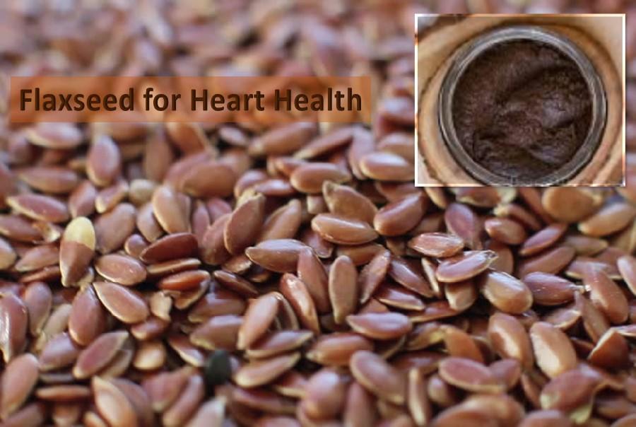 Protect heart health with Flaxseed Lehya