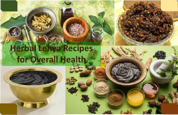 Herbal Lehya Elixirs For Better Health