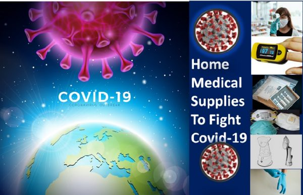 Medical supplies to fight Covi-19