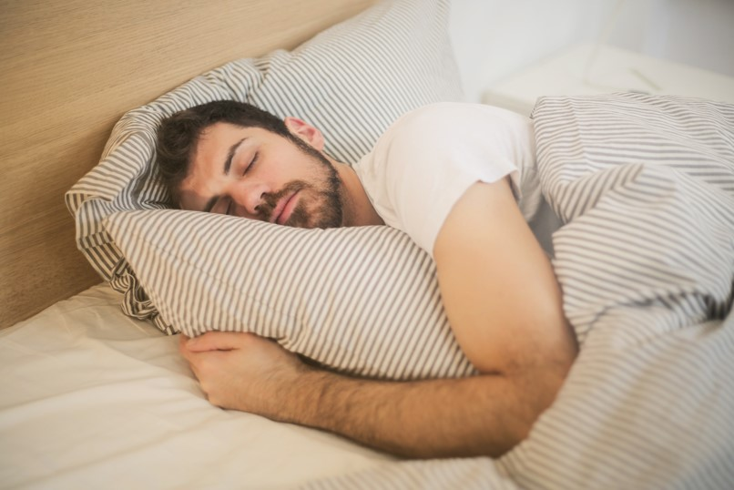 Good sleep lockdown