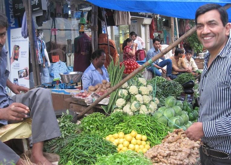 Farmers Market for better health