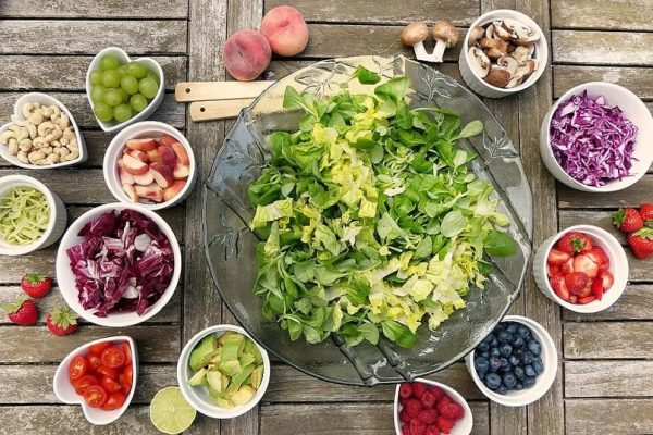 Foods supply antioxidants and ORAC