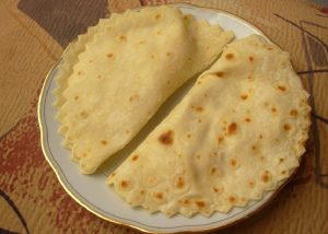 Sattu Indian bread