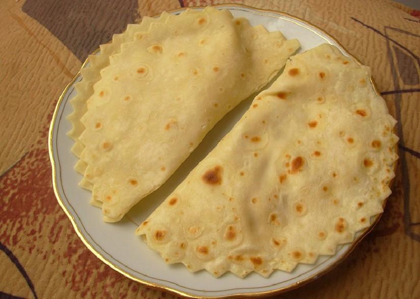 Sattu Indian bread