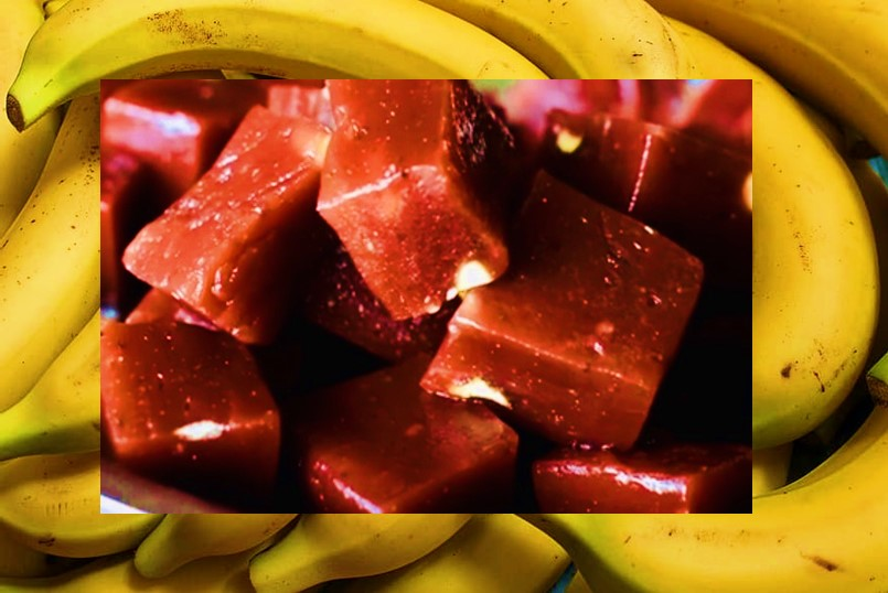Banana Halwa recipe