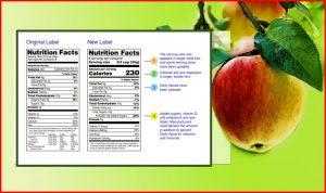 Misleading food label