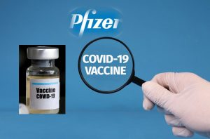 Covid-19 vaccine from Pfizer