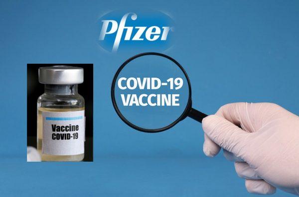 Covid-19 vaccine from Pfizer