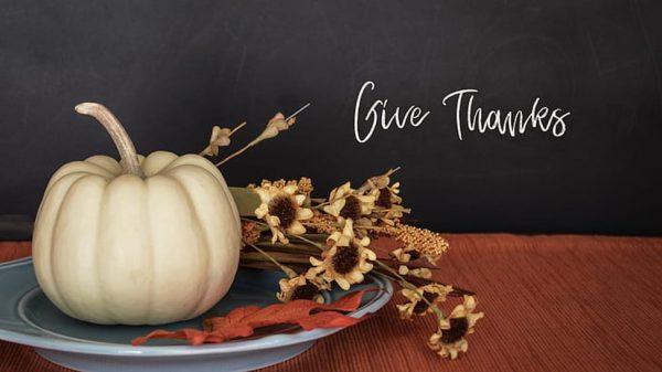Thanksgiving day preparation tips