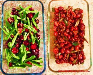 Cranberry spicy pickle recipe
