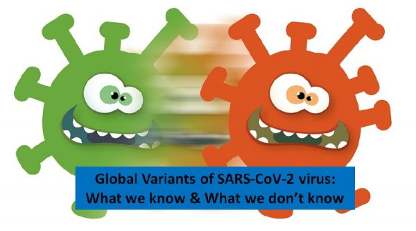 Covid-19 virus variants
