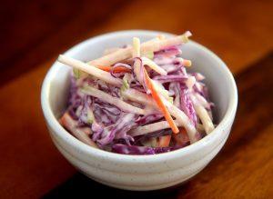 Shredded cabbage diet