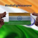#Indiafightscorona