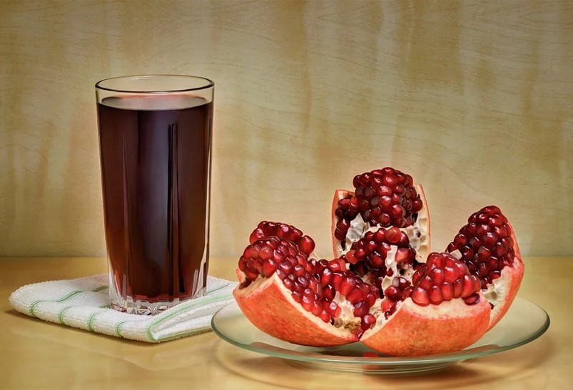 How to use pomegranate