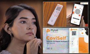 Coviself Home testing kit