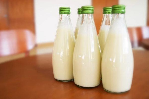 Fortified Milk for Covid-19