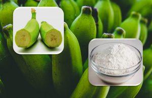 Green banana flour benefits
