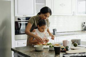 Teach kids to cook