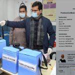 India Covid vaccination milestone